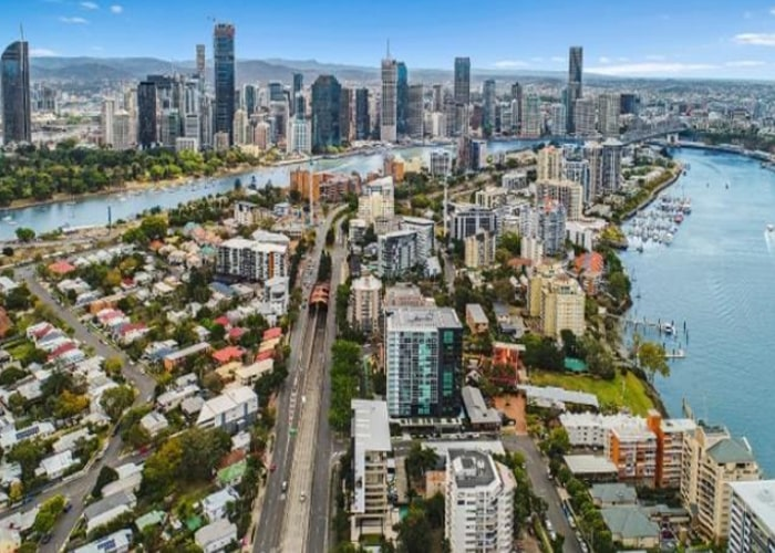 Brisbane safe as houses: RBA survey