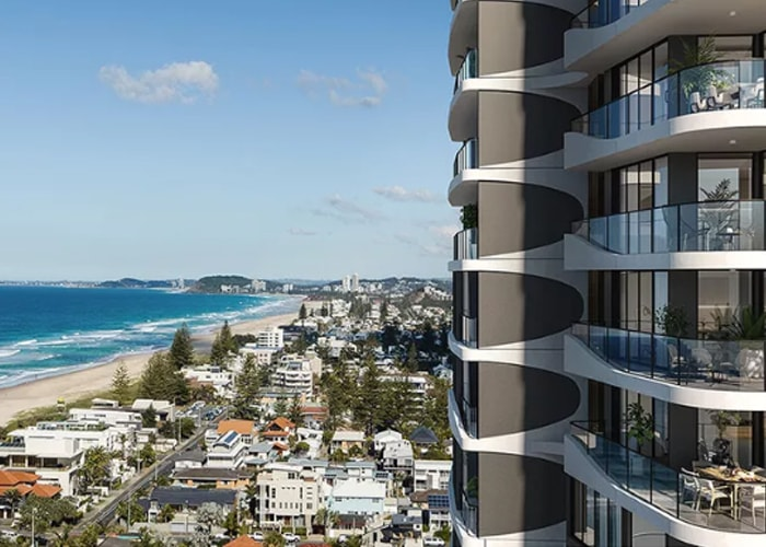 Developer Launches 25-Storey Mermaid Beach Tower