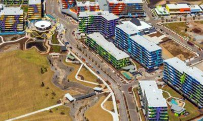 Gold Coast Athletes' Village Get New Name, Hits the Market