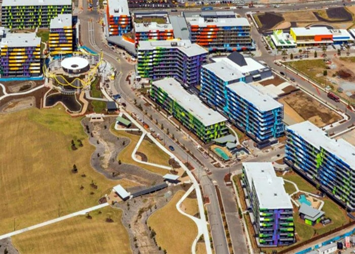 Gold Coast Athletes' Village Get New Name, Hits the Market