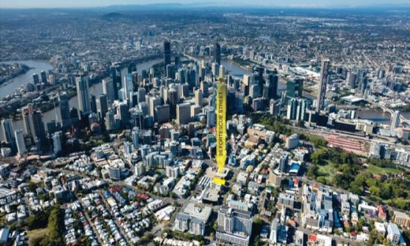 Major Development Opportunity Hits the Block in Inner Brisbane