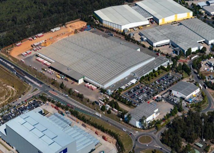 Singapore Logistics Trust Snaps Up Coles Distribution Centre