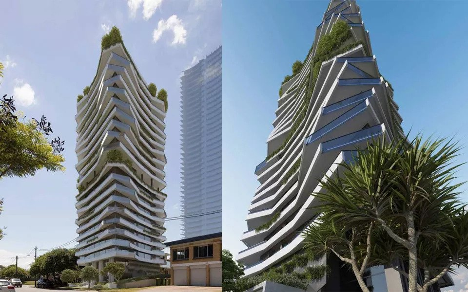 20-Storey Surfers Paradise Tower