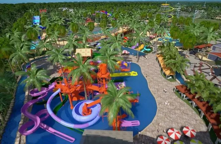$450m Eco-Leisure Resort