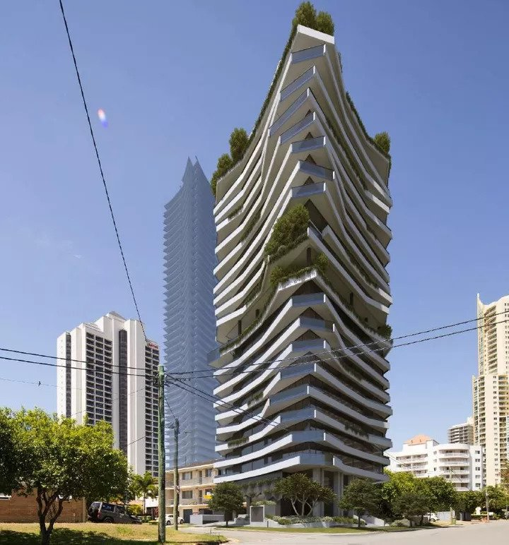 Application for 20-Storey Surfers Paradise Tower