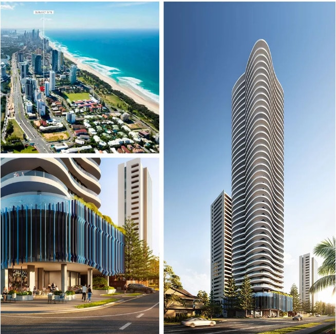 Approval for Gold Coast Skyscraper