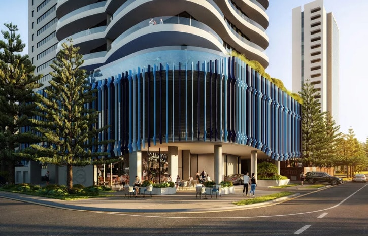 Bassar Group Wins Approval for Gold Coast Skyscraper