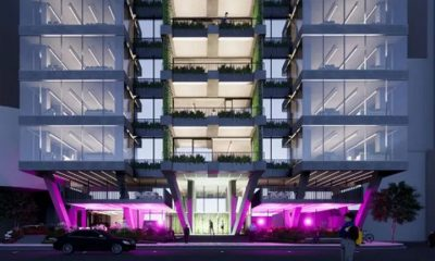 Brisbane Developer Snaps Up Newstead Tower for Commercial Scheme