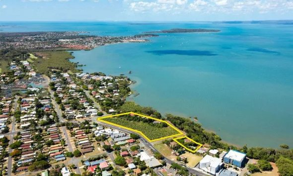 Brisbane Development Site Available for First Time in a Century