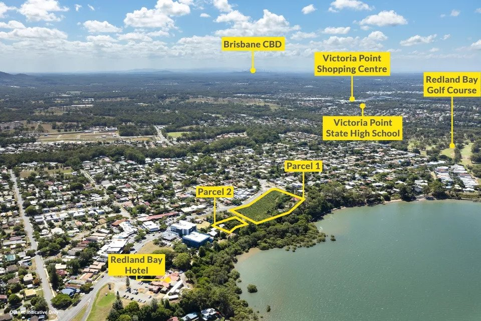 Brisbane Development Site Available for First Time