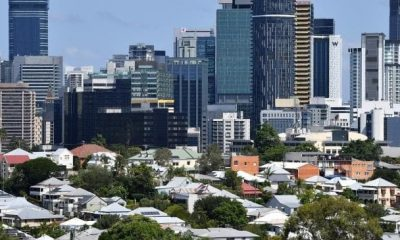 Brisbane home values start to fall