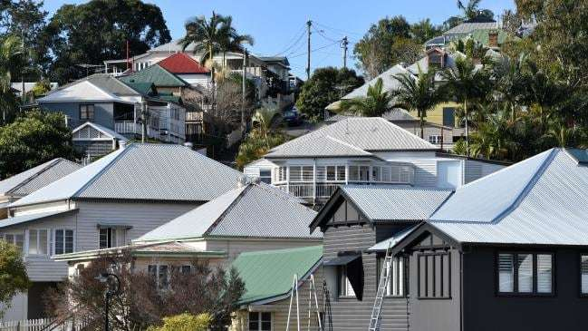 Buyers in the box seat as Brisbane home values start to fall