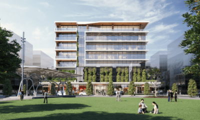 FIRST COMMERCIAL BUILDING APPROVED FOR MAROOCHYDORE'S NEW CBD