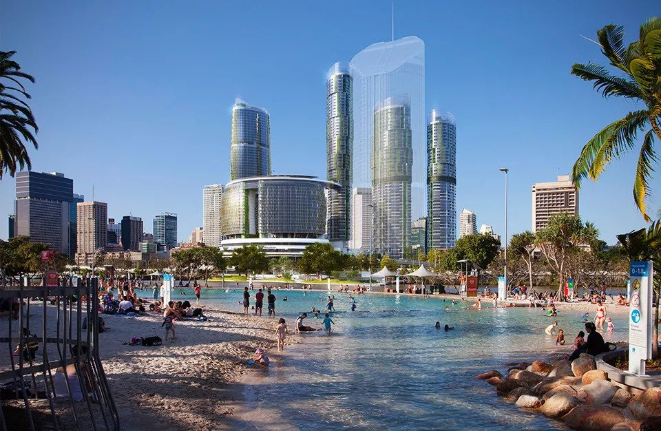 Hutchinson, Multiplex Shortlisted for Billion-Dollar Queen's Wharf Contract