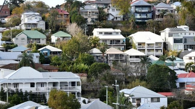 In some Brisbane suburbs apartment values to jump up
