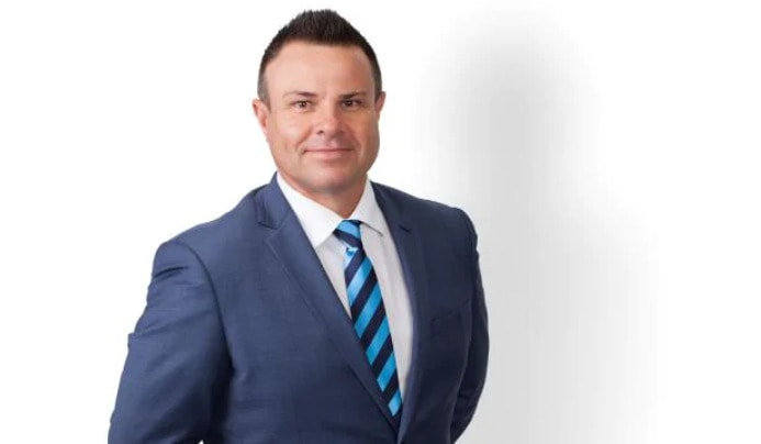 Jason Jaeger Harcourts Qld General Manager. Picture supplied by Harcourts