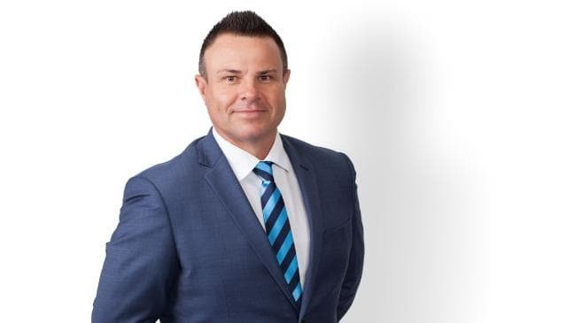 Jason Jaeger, Harcourts Qld General Manager. Picture supplied by Harcourts
