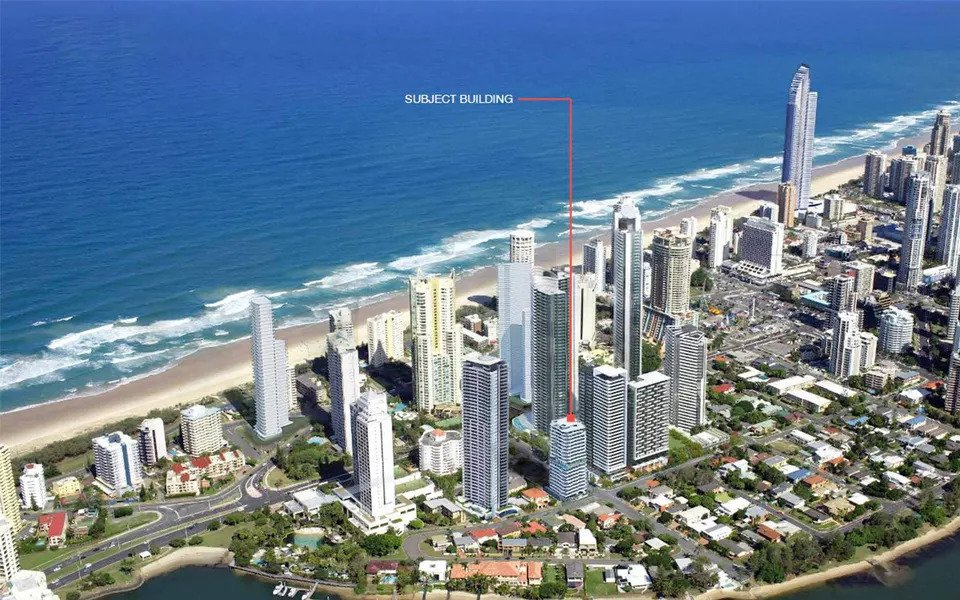 Local Artist Submits Application for 20-Storey Surfers Paradise Tower