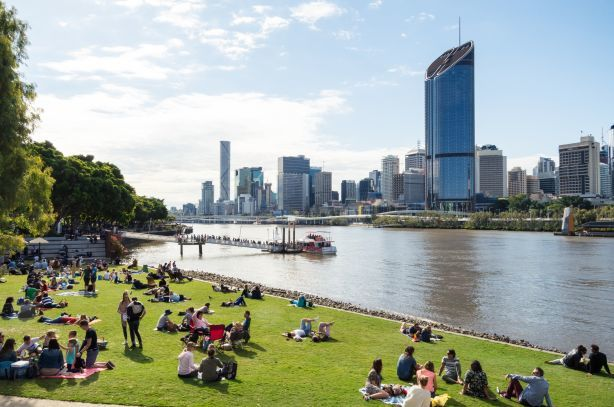 South Brisbane emerges from unit glut