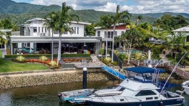 Top Home Sale sold by CLive Palmer for $22m