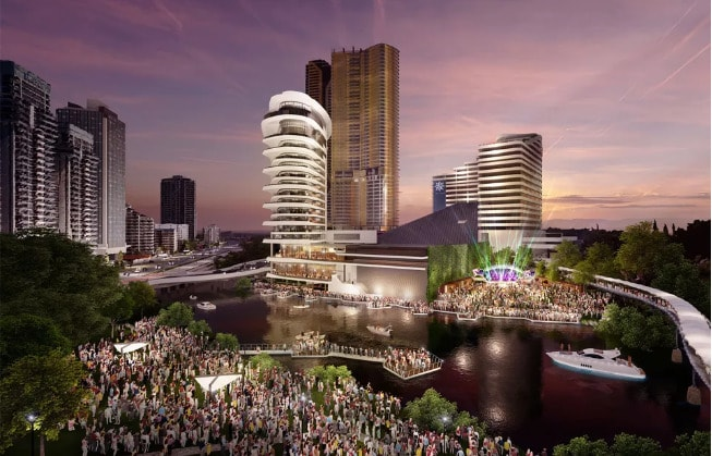 Star Unveils Plans for Broadbeach Concert Venue