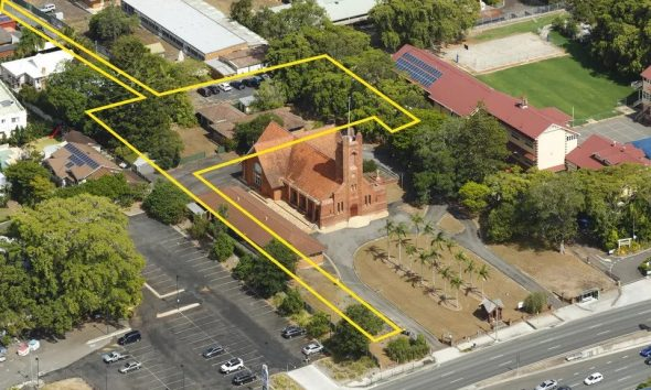 Anglican Church Lists Brisbane Site