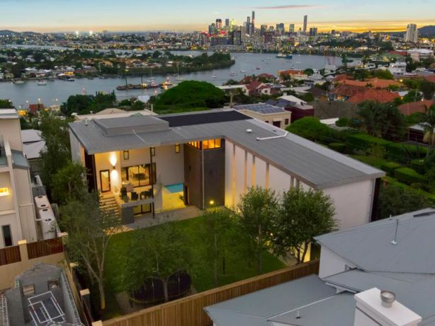 Brisbane's most expensive homes in the year 2018