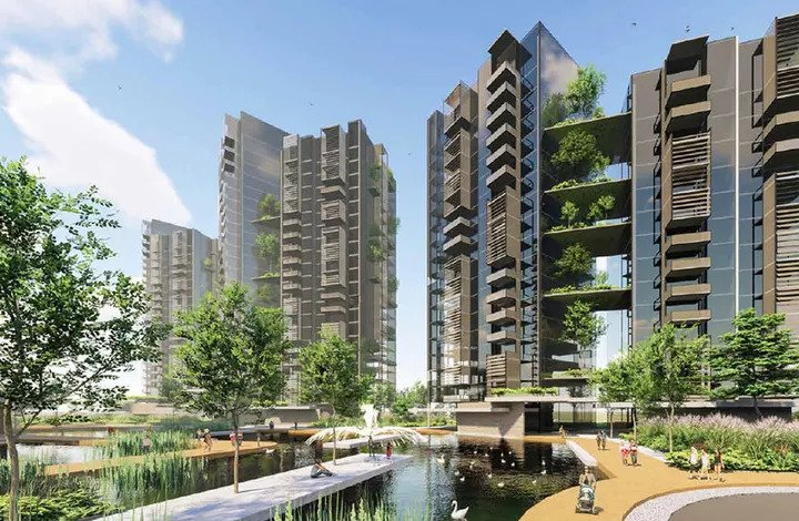 Developers Sought for Gold Coast Waterfront Approved $2bn 'Urban Village'