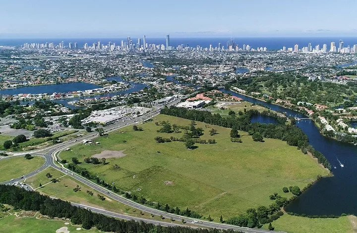 Developers Sought for Gold Coast Waterfront Approved $2bn 'Urban Village