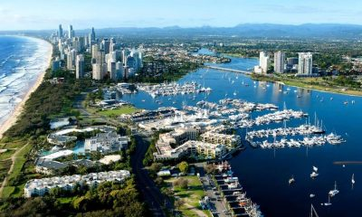 First Look 140 Hectares Transformed in Gold Coast 'Ocean Park' Plan