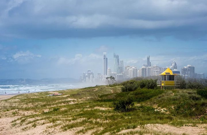 First Look 140 Hectares Transformed in Gold Coast Ocean Park' Plan