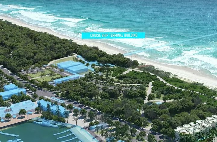 First Look 140 Hectares Transformed in Gold Coast Ocean Park Plan