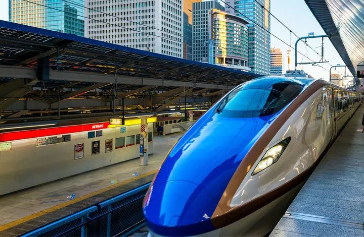 High Time for High Speed Inland Rail
