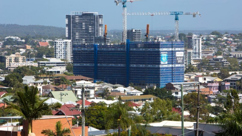 Newstead, West End apartments putting the squeeze on industrial land