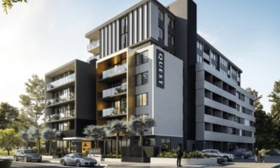 Quest starts construction of first Gold Coast Apartment Hotel