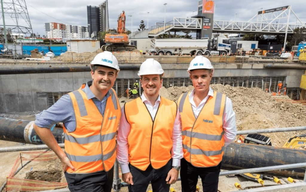 Quest starts construction of the first Gold Coast Apartment Hotel