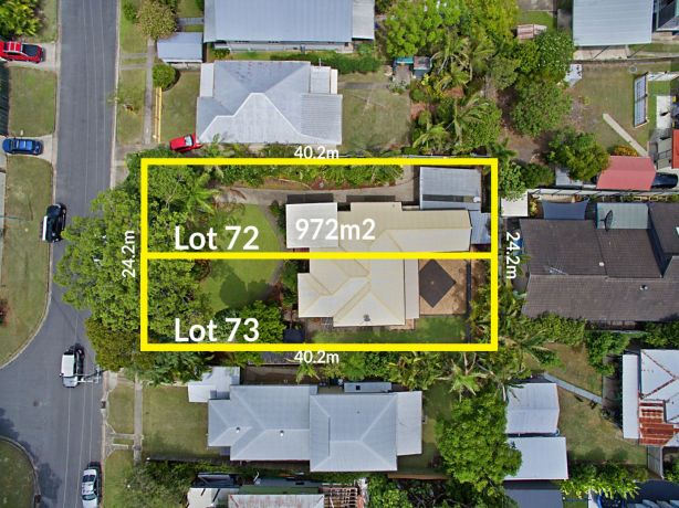 A 1960s family home sells for $2.125 million as Brisbane auction market holds steady
