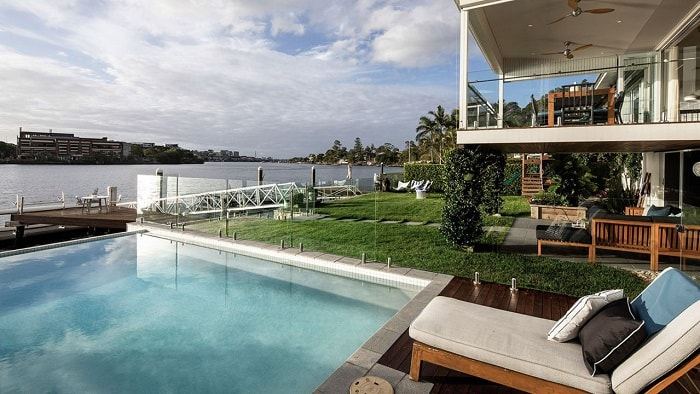 Brisbane's Comeback Luxury Homes on Upswing 8 Years After Flood