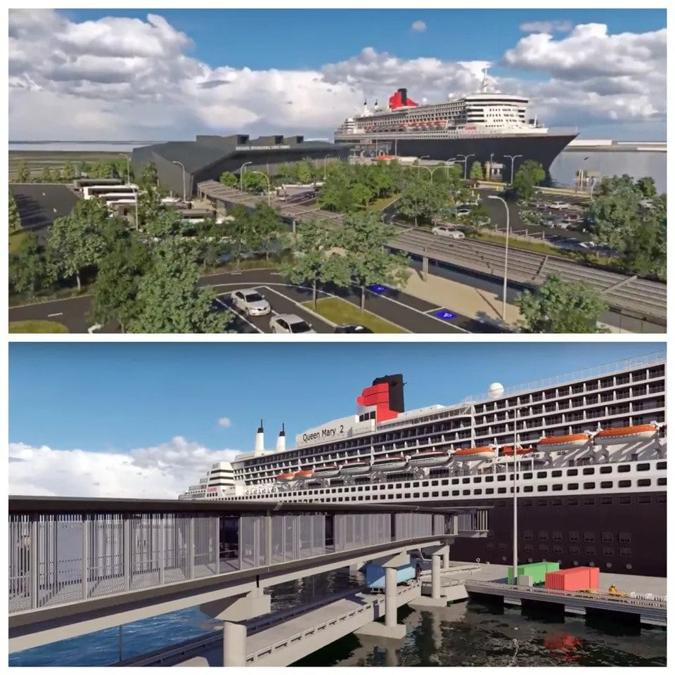 Brisbane Cruise Terminal Set to Welcome One Million Passenger