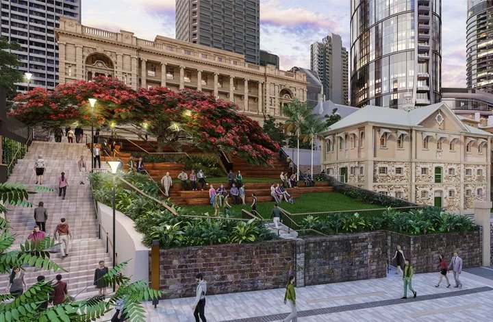 Multiplex Wins Out On $3.6bn Queen's Wharf 1