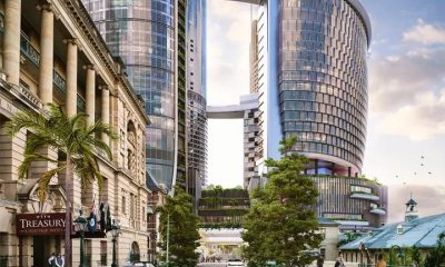 Multiplex Wins Out On $3.6bn Queen's Wharf