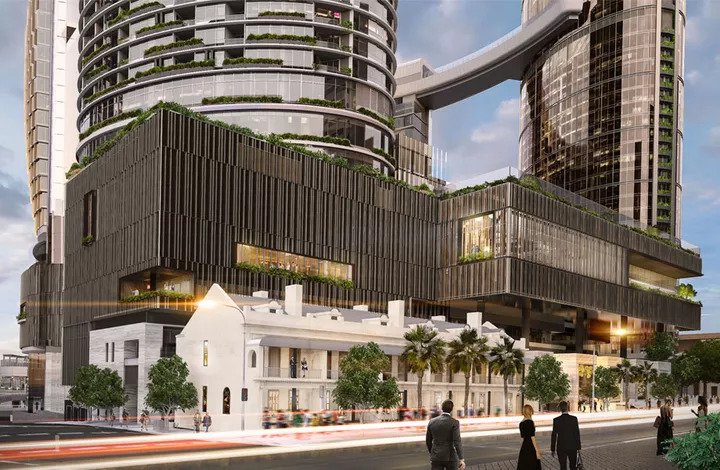 Multiplex Wins Out On $3.6bn Queen's Wharf.