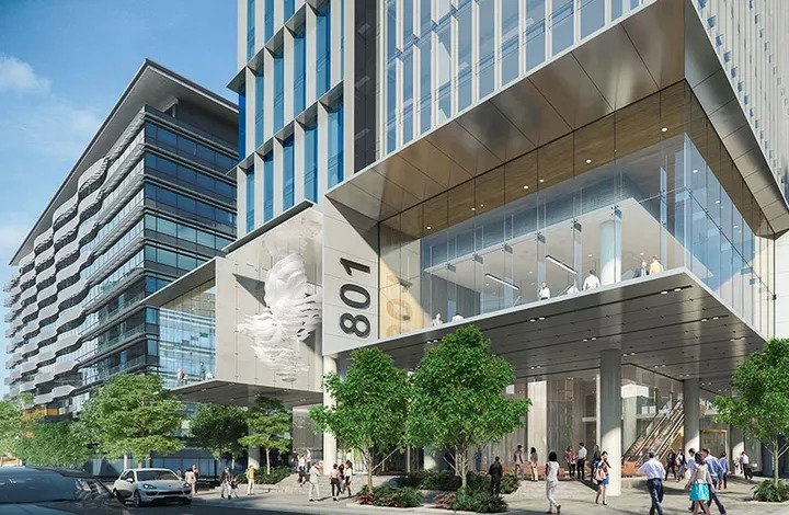 Walker Corp Offloads Proposed Ann Street Tower