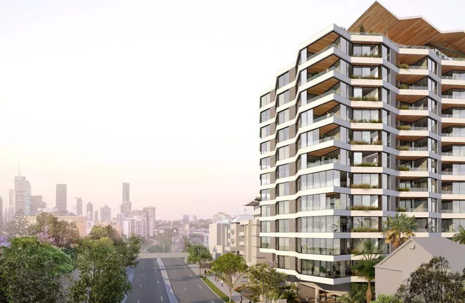 Aria Lodges Plans for Kangaroo Point Tower