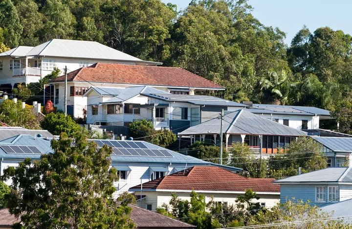 Brisbane's Flat House Prices 'Better Than a Fall' 1