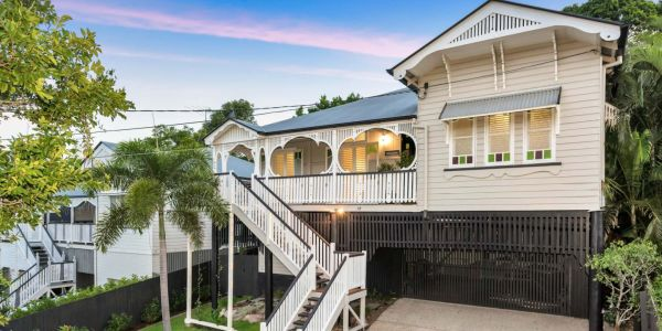Brisbane house prices Auchenflower up nearly 20 per cent in a year as outer suburbs also rise