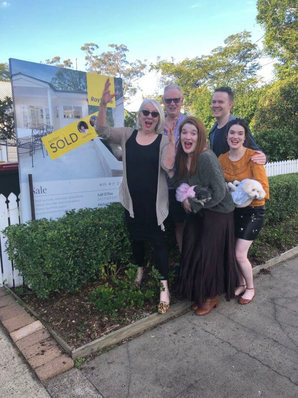 Brisbane property buyers back within 24 hours of the federal election result 1