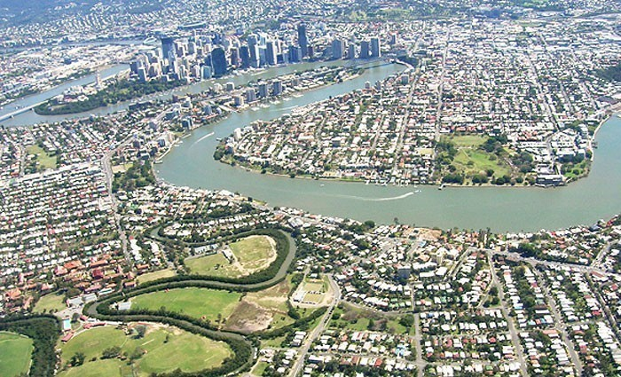 Brisbane's out-performing real estate markets Hotspotting's Terry Ryder
