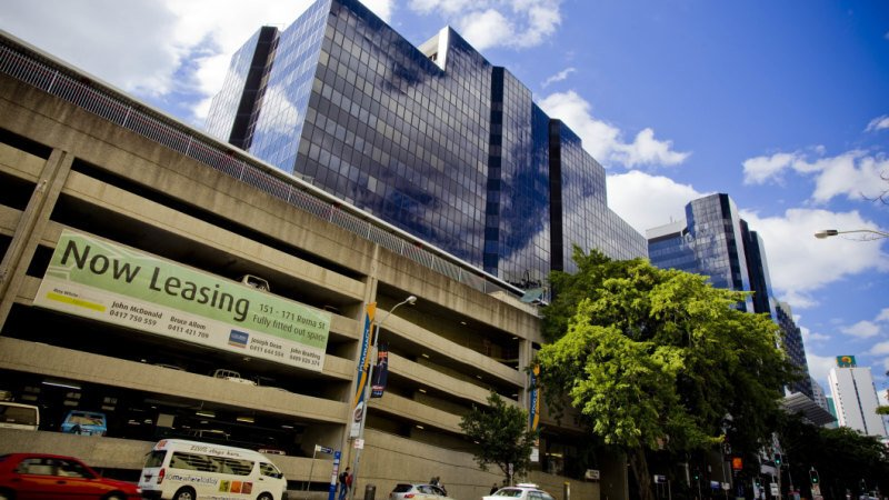 Brisbanes ugliest building to go as bus and rail moves