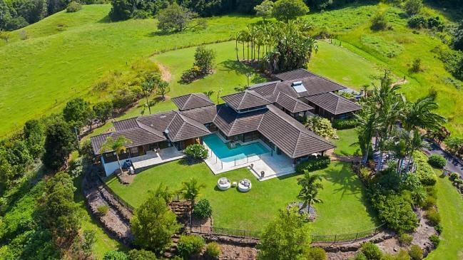 Gold Coast rainforest retreat sells in multimillion-dollar deal